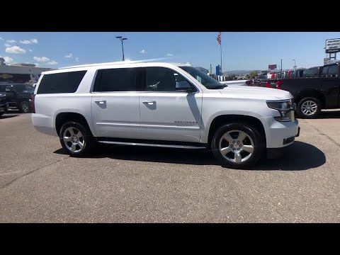 2020 Chevrolet Suburban Great Falls Bozeman Billings Butte Helena Mt Montana Lr109337