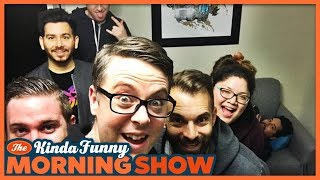 We're all Doing Stand-up For the First Time! - The Kinda Funny Morning Show 05.29.18