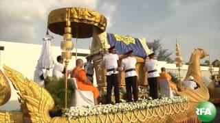 Campuchia để tang Cựu Hoàng Sihanouk