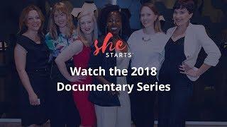 SheStarts 2 Documentary Trailer