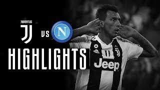 Juventus take on napoli in a thrilling encounter at allianz stadium. hat-trick of cristiano ronaldo assists sees mario mandzukic's double and leonardo bonu...