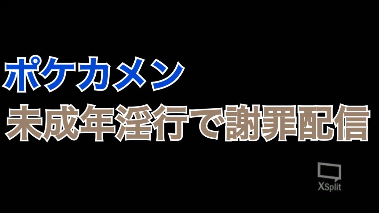 たぬき ポケカメン 雑談