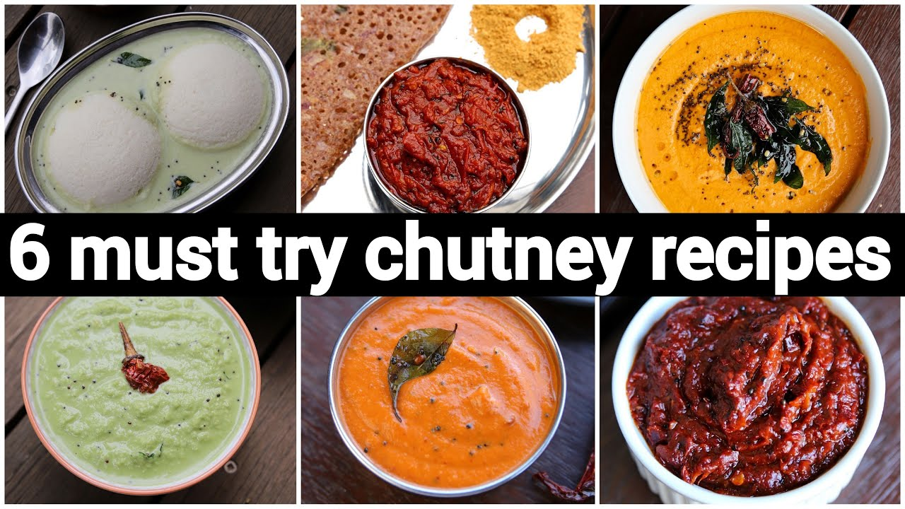 Coconut Chutney Recipe For Dosa Hebbars Kitchen