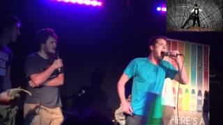 I m Chuck F*cking Norris Abe Lincoln vs Chuck Norris ERB Live (Digitour Baltimore 03/22/12)