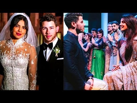 Priyanka Chopra & Nick Jonas LATEST Wedding Pics | UNSEEN Pictures