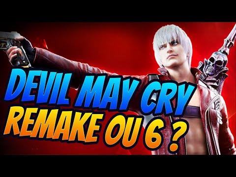 Devil May Cry 2 Remake  Finalmente Vai ficar bom e DMC 6 a caminho ? thumbnail