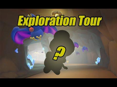 mario kart tour exploration tour