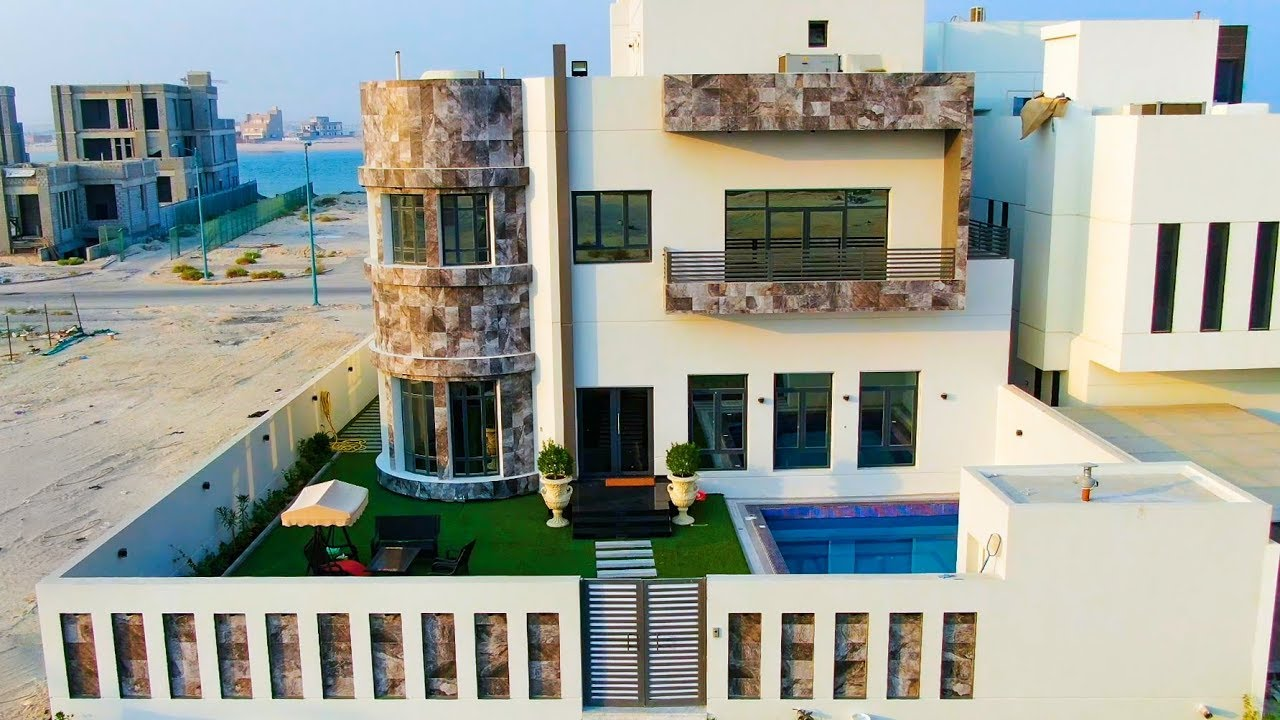 شاليه القلعه الصغيرة للايجار في الكويت Mini Castle Chalet Real Estate Video Youtube
