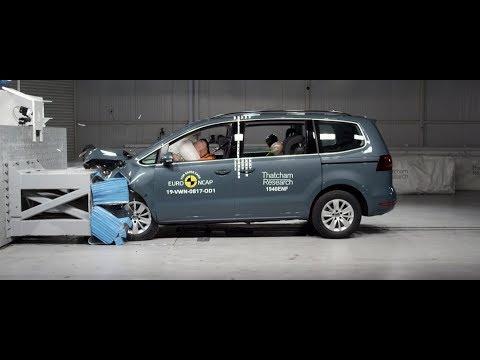 Volkswagen Sharan - Seat Alhambra - 2019 - Crash Test Euro NCAP
