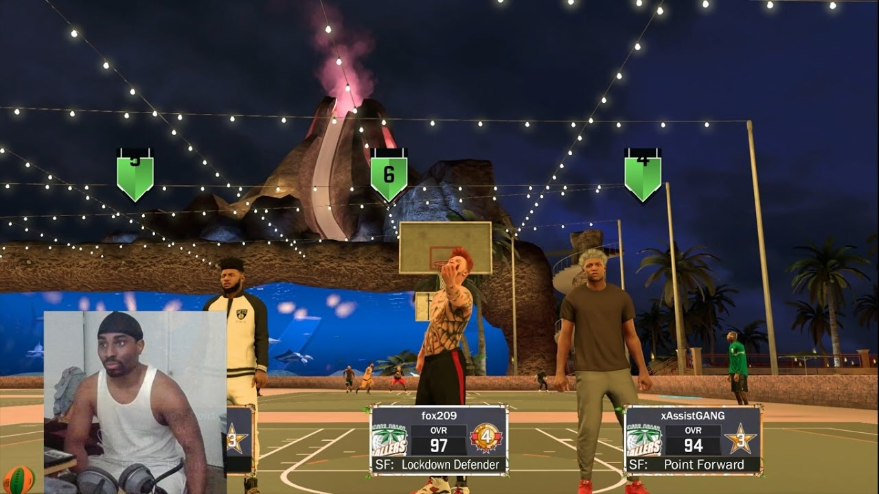 Download Nba 2k17 MyPark SONS 3 Game #4 Session Raw & UnCut Feat JayoDaDon & Anonymous2k!! LockDown Tv!