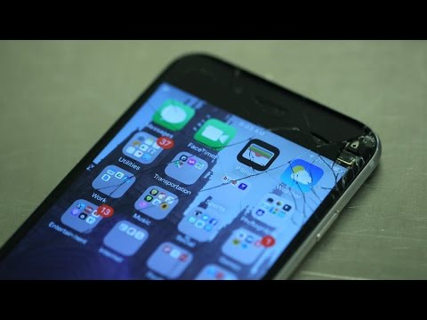 What to do when your iPhone's screen breaks (Tech Minute)