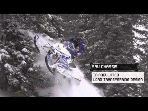 2015 Yamaha Mountain Snowmobiles