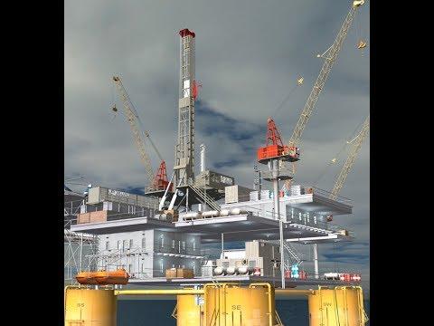 Drillmec Offshore Modular rigs