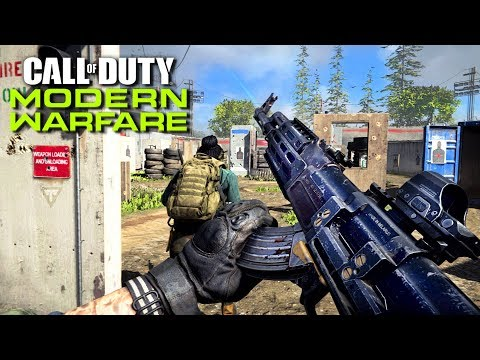 Call Of Duty: Modern Warfare Multiplayer LIVE Gameplay! (COD MW PC Gameplay)