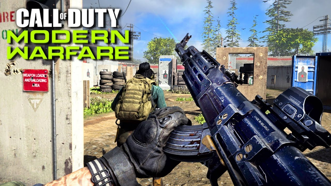 Call of Duty: Modern Warfare Multiplayer LIVE Gameplay! (COD MW PC Gameplay) thumbnail