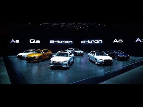 Audi Brand Experience Singapore: VLOG