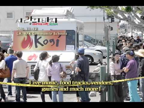 Korea Daily Charity Bazaar 2010