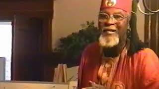 Bro. C. Freeman-El | Zodiac Science (21Sep02) - Pt. 2/3