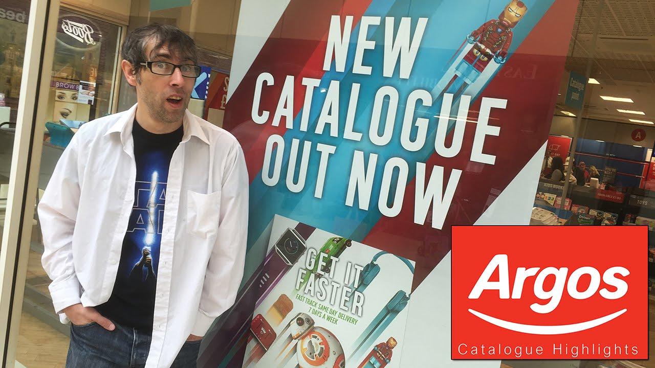 Argos Catalogue Highlights | NEW Catalogue | Out Now