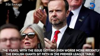 Manchester United executive vice chairman Ed Woodward's home attacked by fans