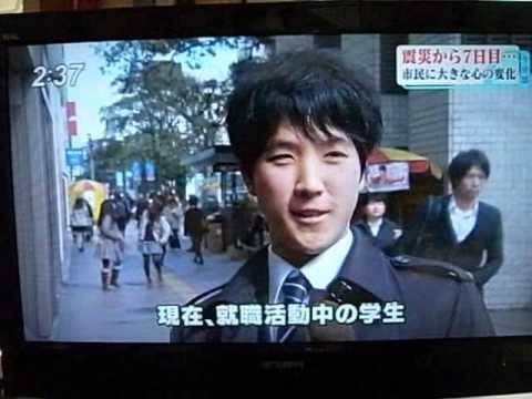 Street Interviews, TV Fukuoka