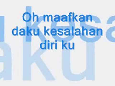 Ku Pohon Restu Ayah Bonda - Mamat Exist (With Lyric)