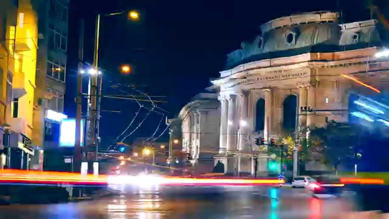 Sofia Bulgaria Nightlife