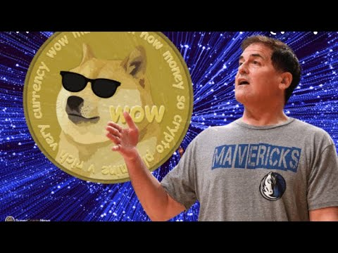 MUCH WOW Mark Cuban All In On DOGECOIN!!!!