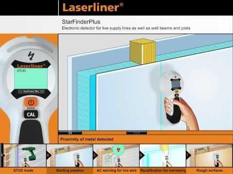 Детектор за напрежение LASERLINER STAR FINDER #3RxHz7LGqIM
