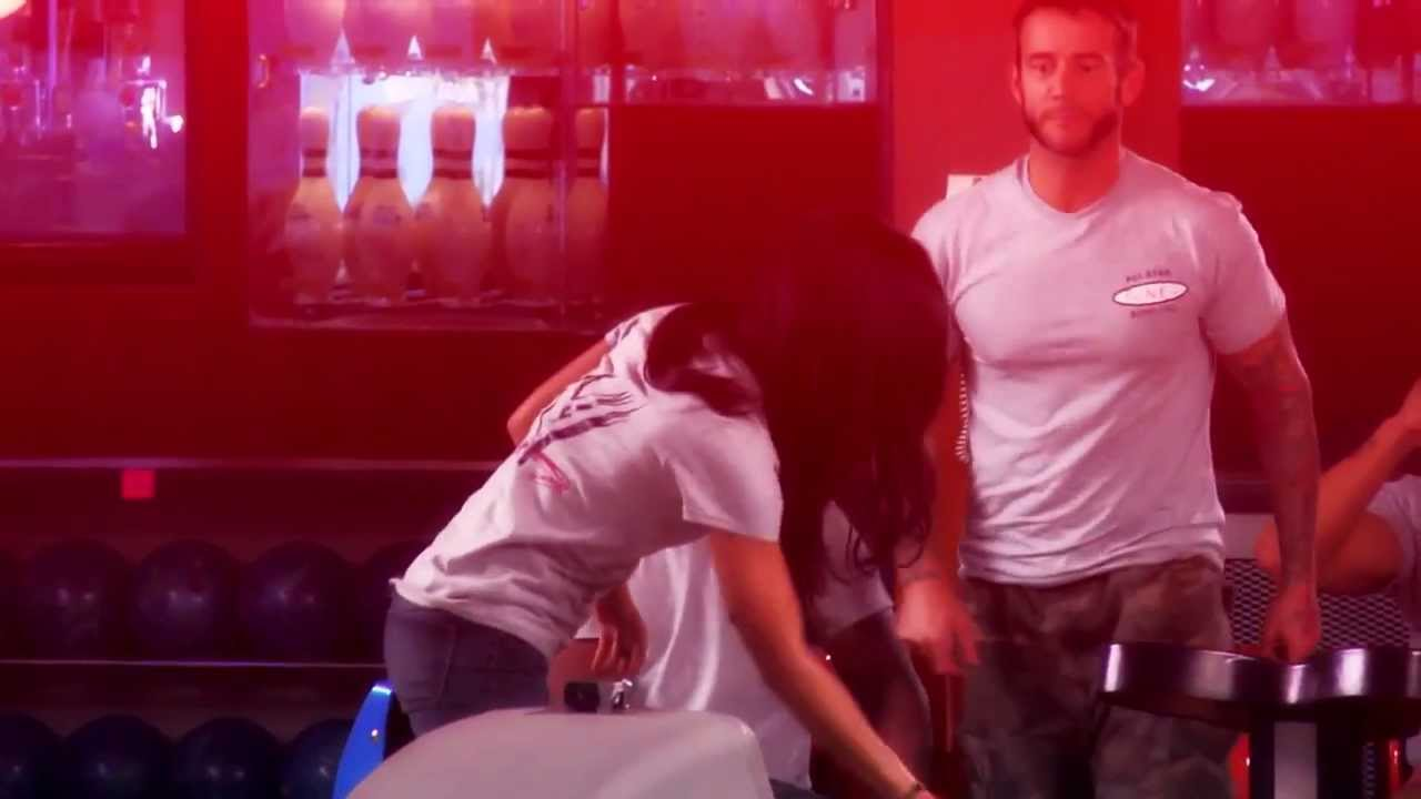 CM Punk and AJ Lee - Next To Me - PunkLee - YouTube