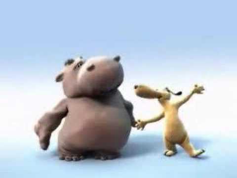 Happy Hippo & Stan -