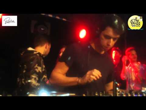 Darius & Zimmer DJ SET @ The Buzz Music Festival 2014