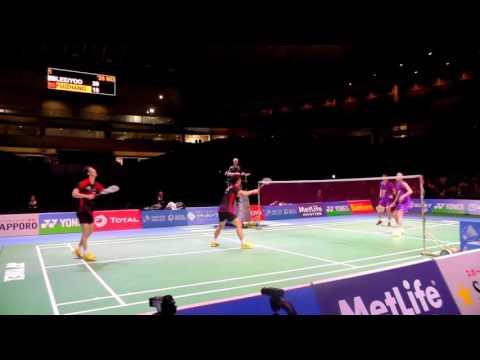 2015 Final Lee Yong Dae⁄ Yoo Yeon Seong vs Fu Haifeng⁄ Zhang Nan   Japan Open 2015 mp4