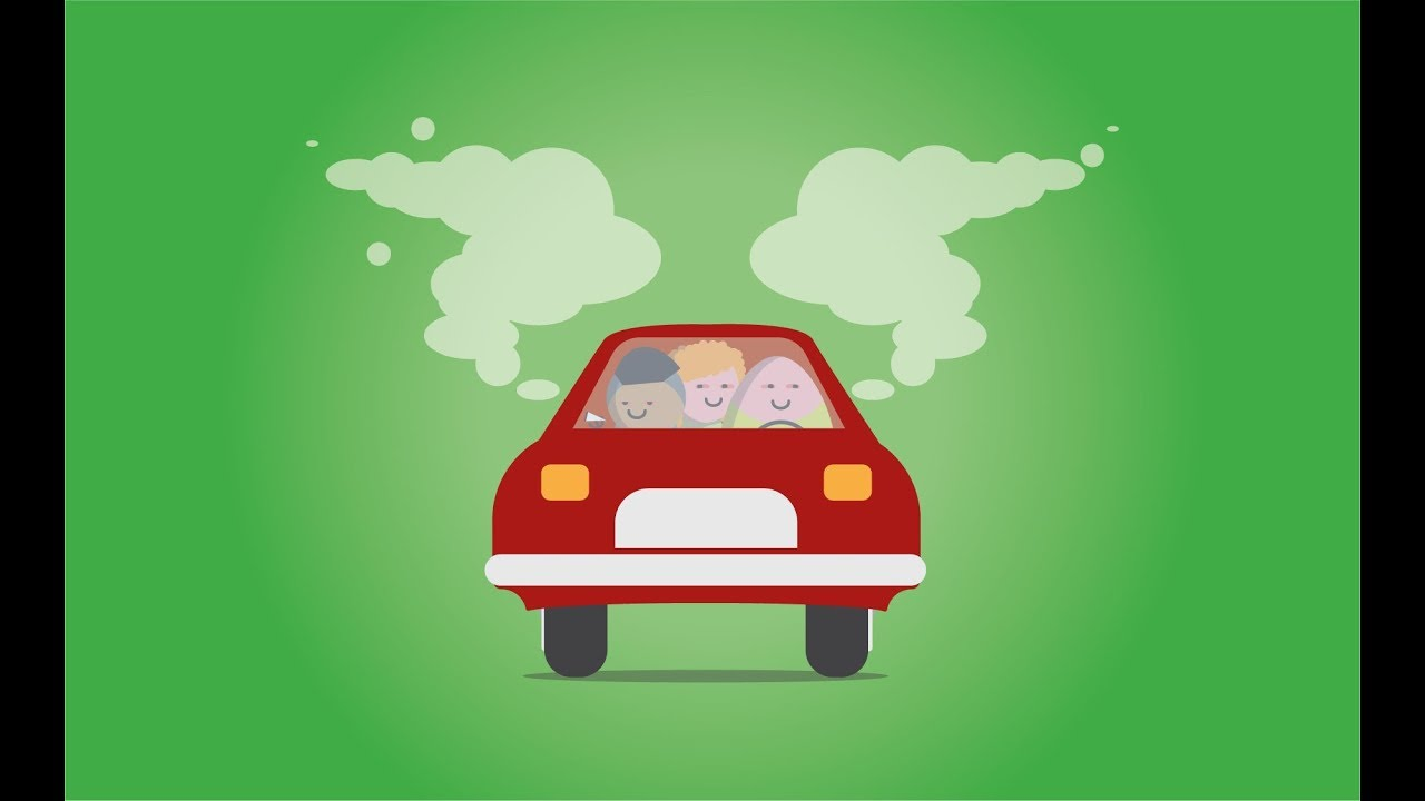 Rij tripvrij - In de auto
