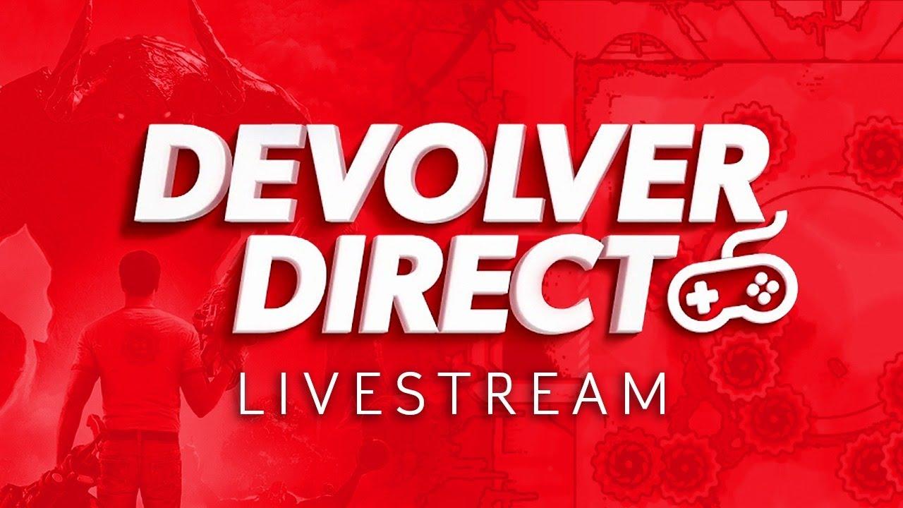 Devolver Direct Livestream - GameSpot