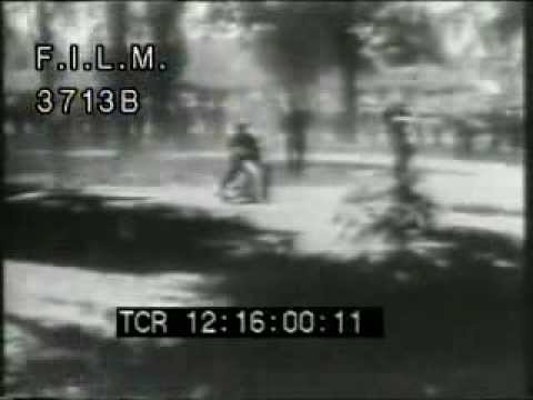 Birmingham, Alabama 1963 (stock footage / archival footage)