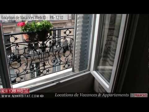 Paris - Visite Guidée D'une Location De Vacance De T1 Studio Situé Dans Le 4ème Arrondissement