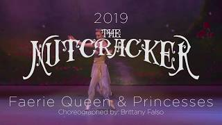 WIDT's The Nutcracker 2019 Faerie Queen & Princesses