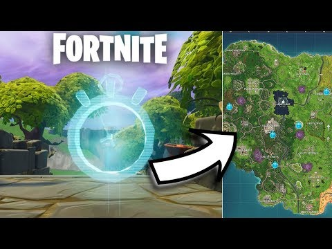 Fortnite Season 6 Week 3 Time Trials Challenge Locations & How To Complete Them Guide