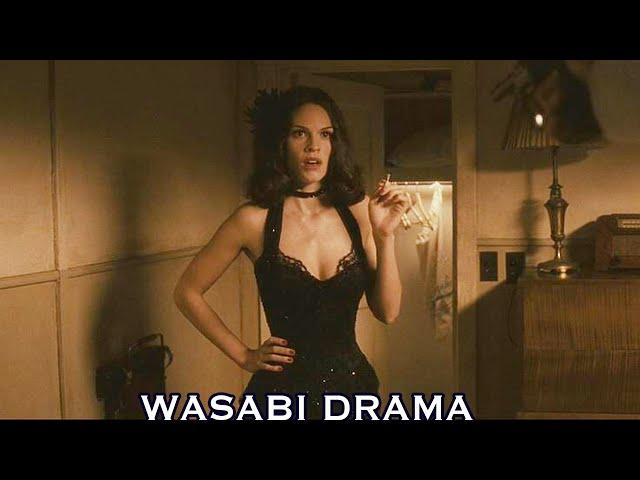 【哇薩比抓馬】窮女孩闖蕩好萊塢,一心想出名卻被玩弄,死後才被爭相模仿《黑色大麗花》Wasabi Drama