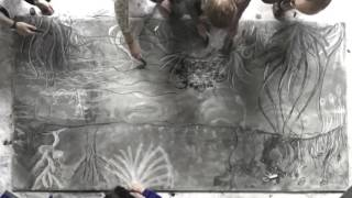 The Big Draw  Transformation Animation 29th October 2016 HD