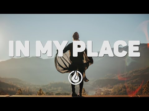 FIXL - In My Place (Feat. Max Landry) [Lyrics Video] ♪