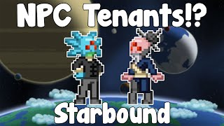 Rent Houses to NPC Tenants! - Starbound Guide Nightly Build