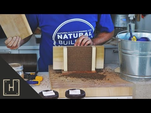 How To Get Started With Rammed Earth Building