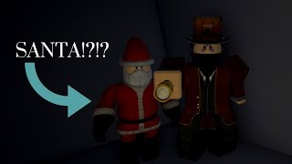 Santa Six Months Early? Roblox Miner's Haven