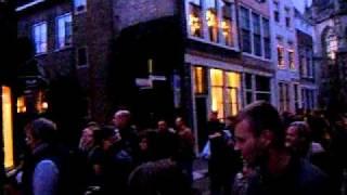 Kerstmarkt Dordrecht 2011 - muziek