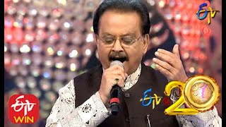 SP Balu Performs - Rama Hare Song in ETV @ 20 Years Celebrations - 16th August 2015