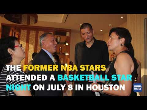 NBA stars help rural Chinese kids