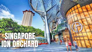 Ion Orchard Singapore To Ngee Ann City Singapore Shopping Tour【2019】