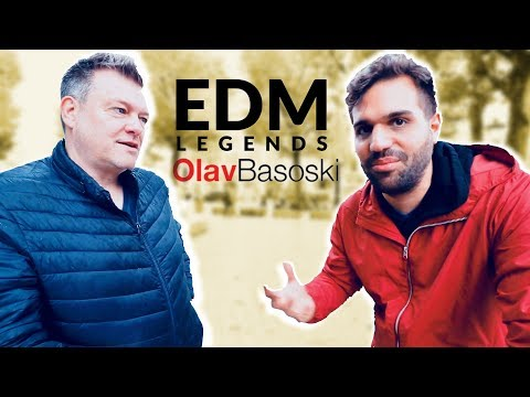 How to get signed to a BIG RECORD LABEL | EDM LEGENDS #2 with OLAV BASOSKI